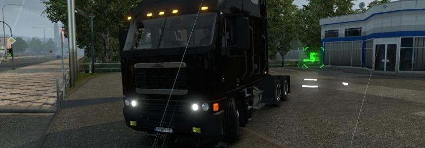 Freightliner Argosy cat edition v1.5 Irteza Edit