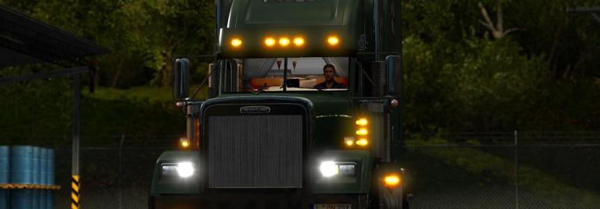 Freightliner Classic 120 Tested on 1.18x