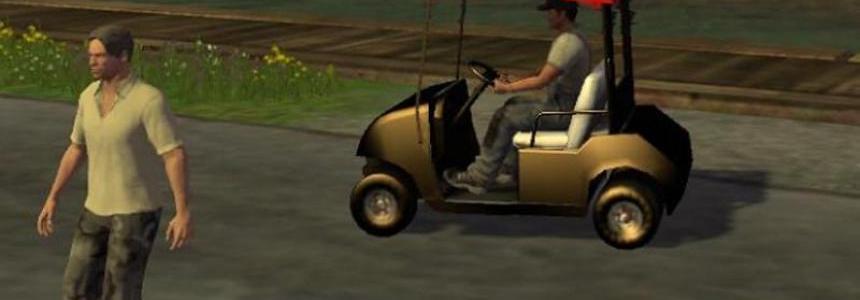 Golf Car v1.1