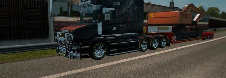 Heavy load transmission for all Scania T v1.0