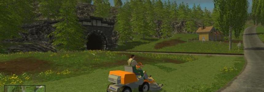 Husqvarna mower v0.1 BETA