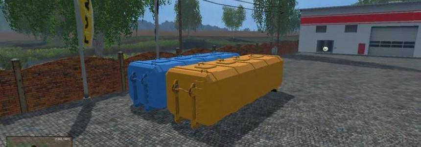 IT Runner liquid tank v1.0.0
