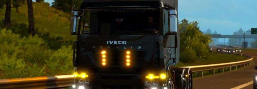 Iveco Stralis Tested on 1.18x