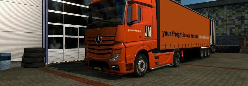 J.middelkoop.nl - MB Actros MP4 1.18.X
