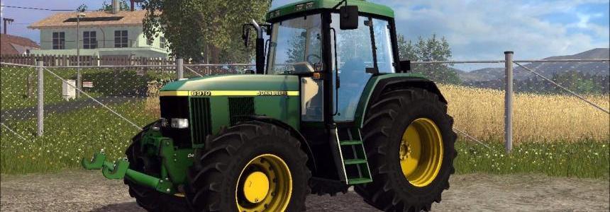 John Deere 6910 v2