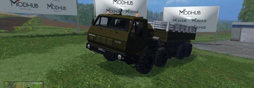KrAZ 6316 v1.0