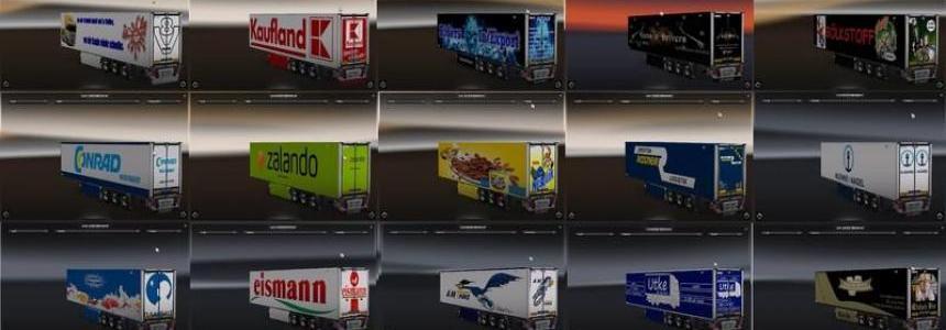 Lamberet Trailer Pack v1.0