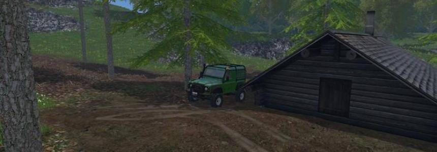 Land Rover Defender 90 v1.0