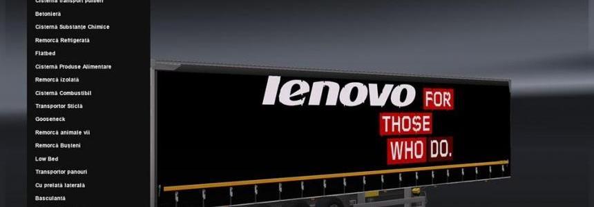 Lenovo Trailer (Mega chassis)