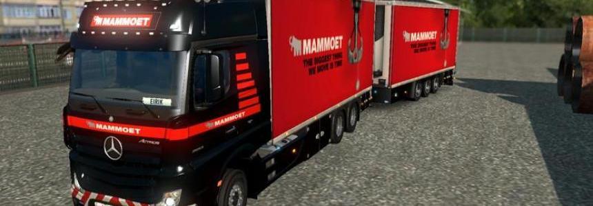 Mammoet MPIV Tandem Pack v1.0