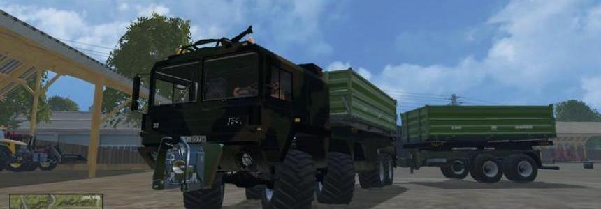 MAN KAT 2 agricultural swap carrier v1.0