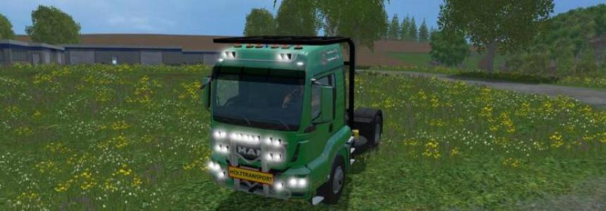 MAN timber transport v1.0