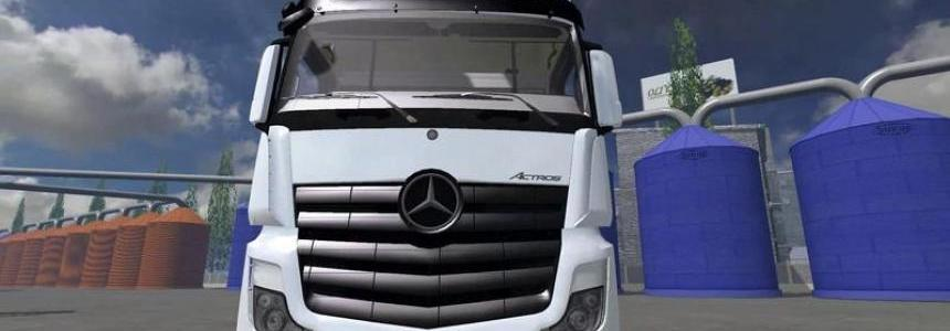 MB Actros 2014 AR Modules v1.0
