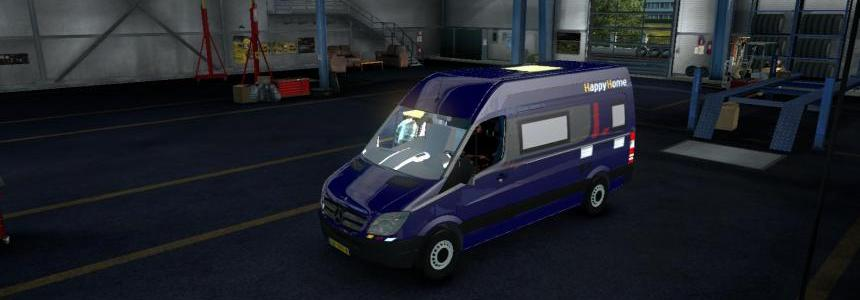 MB Sprinter - HappyHome Camper 1.18.X