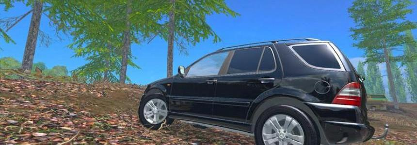 Mercedes Benz ML430 v1.0