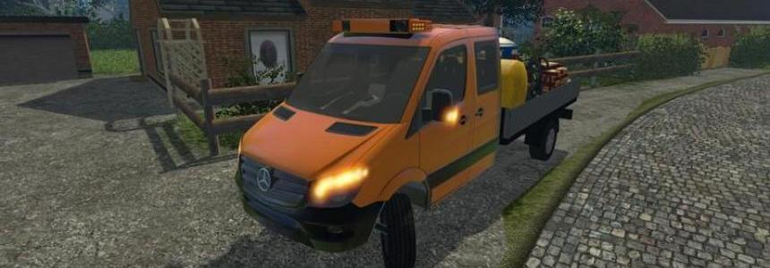 Mercedes Sprinter 316 Bluetec Service v1.0