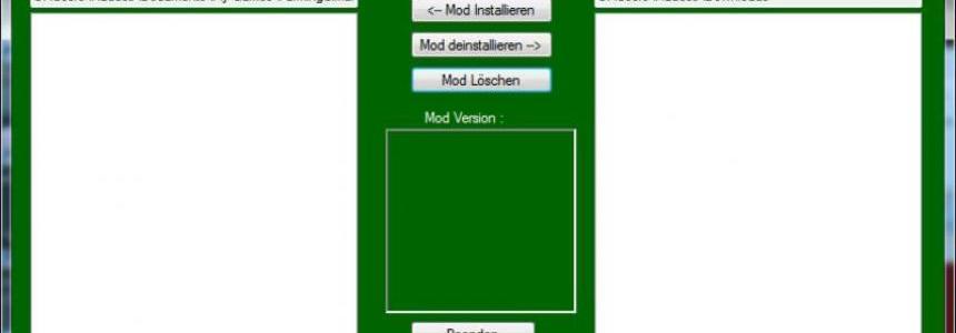 Mod Installer v1.0.0.12