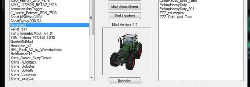 Mod Installer v1.0.0.9