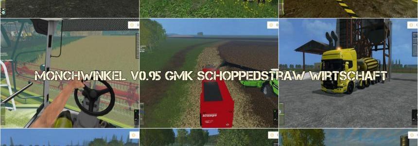 Monchwinkel v0.95 GMK SchoppedStraw Wirtschaft