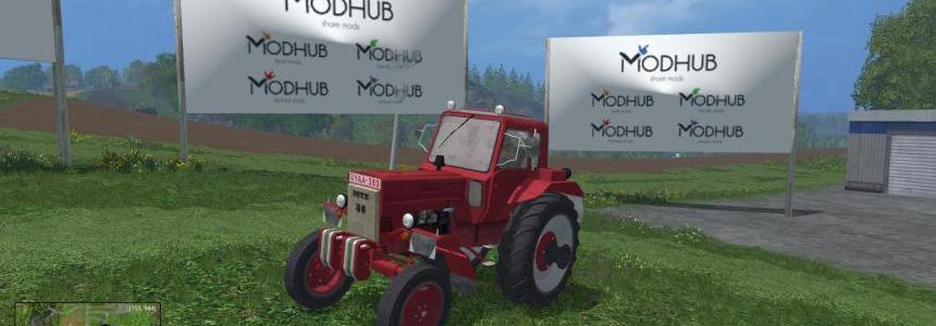 MTZ-80 Red v1