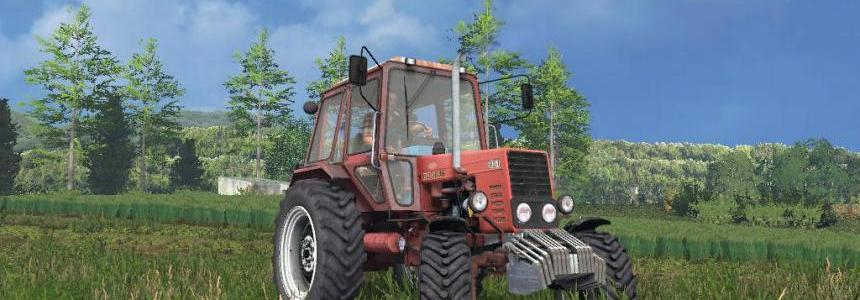 MTZ 82.1 Belarus Turbo v2.1