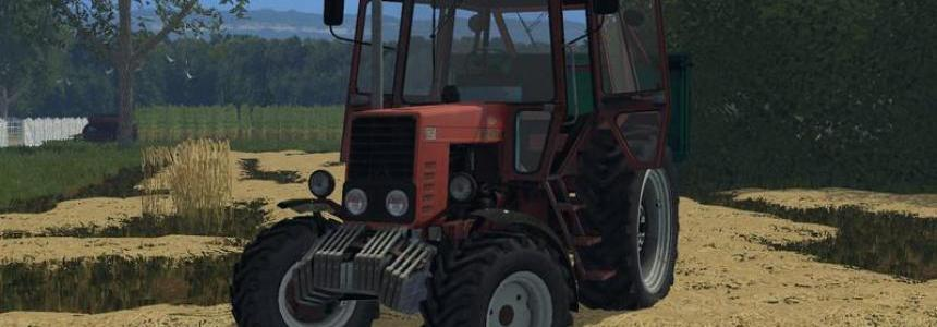 MTZ 82.1 Turbo Audux Edit