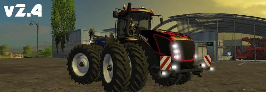 New Holland T9680 Zippy v2.4