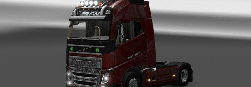 New Volvo FH & FH16 2012 v1.0