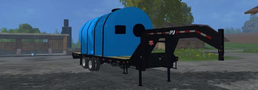 PJ Fertilizer Trailer v1.0