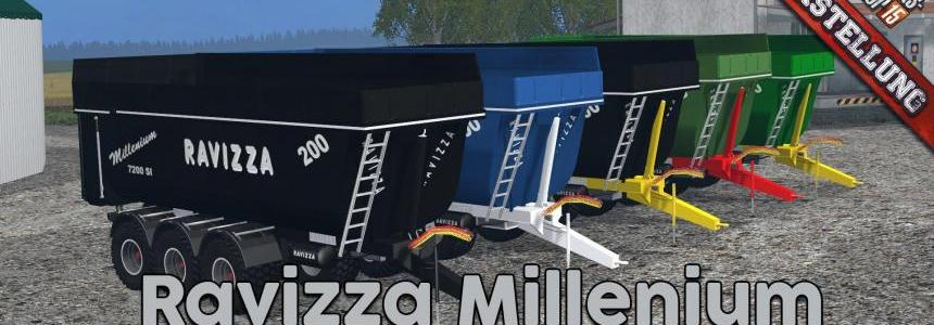 Ravizza Millenium 7200 v1.2 fixed