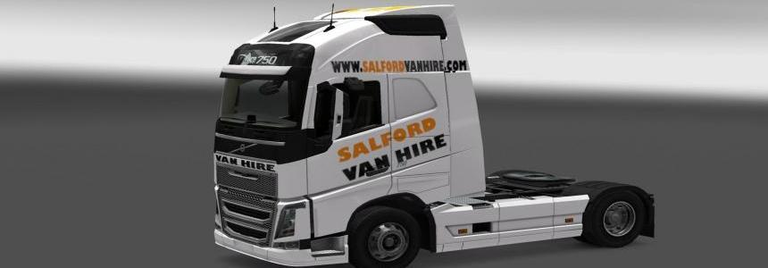 Salford Truck Hire All in One update