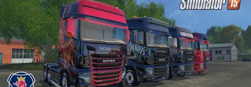 Scania R 700 Evo v1.0