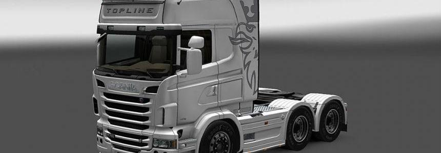 Scania R Series Modified