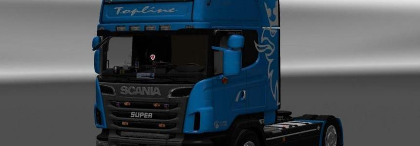 Scania R730 v4