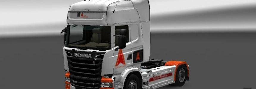 Scania RJL Atlas Corporation