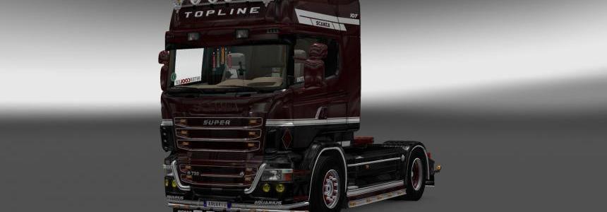 Scania RJL Danmark PPS Skin