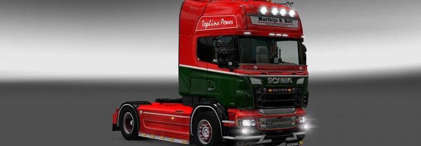 Scania RJL Matthijs B.Bolt Skin