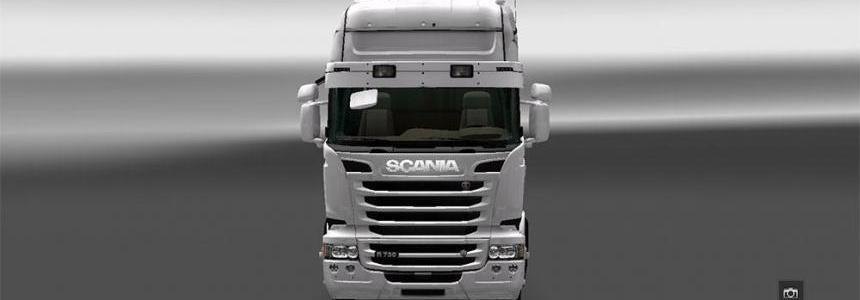 Scania RJL Race Skin