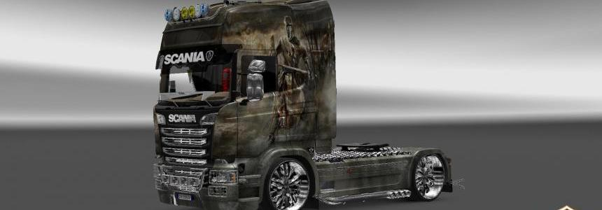 Scania Streamline Crusade Skin