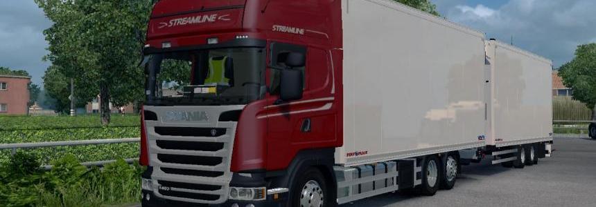 Scania Streamline R450 Tandem