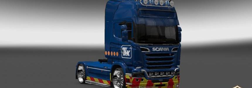 Scania Streamline TNC Skin