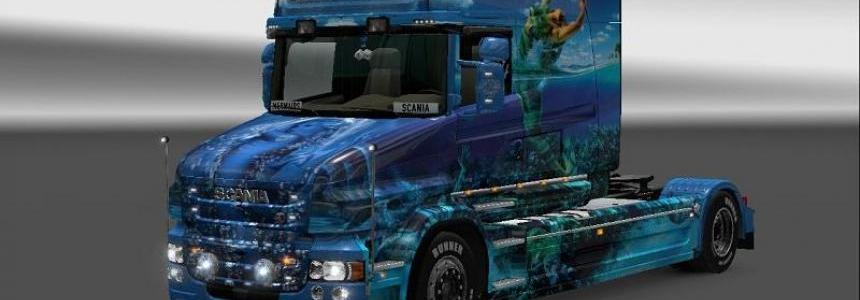 Scania T Mermaids v1