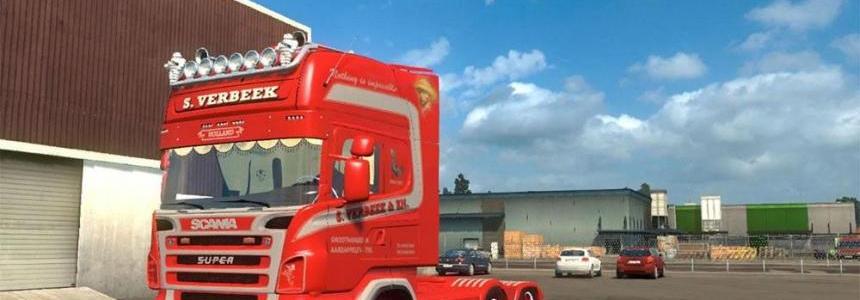 Scania Verbeek 1.18.1