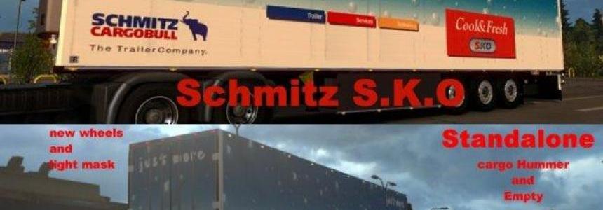 Schmitz S.K.O Reefer v2.0