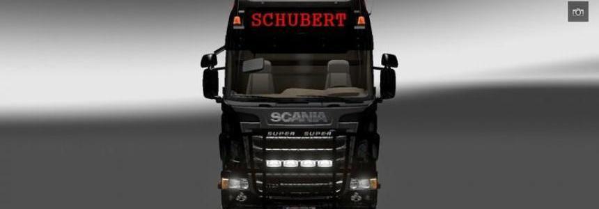 Schubert Scania Vabis v1.0