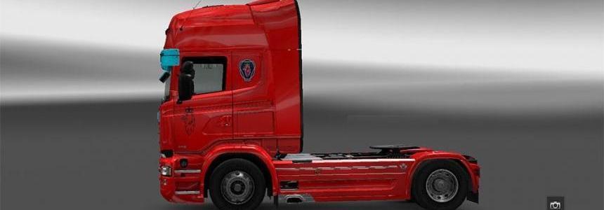 Skin For Scania RJL