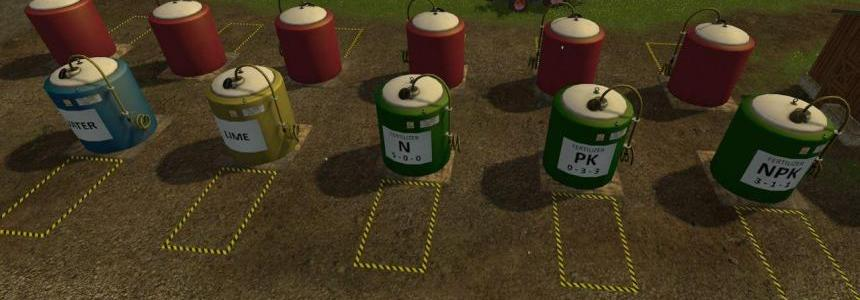 SoilMod Tanks