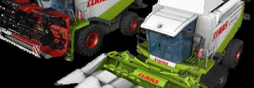Sound Pack for Claas 560TT Lexion550 v1.0