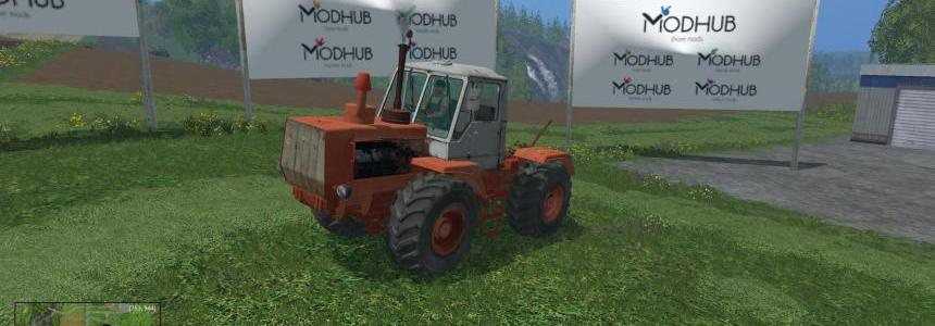 T-150K TRACTOR v3.0