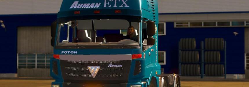 Thaco Foton Truck 1.18x